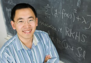 Ping Ma, assistant professor, statistics.